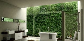 How To Create The Perfect Bathroom Garden