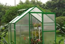 planning for small greenhouses