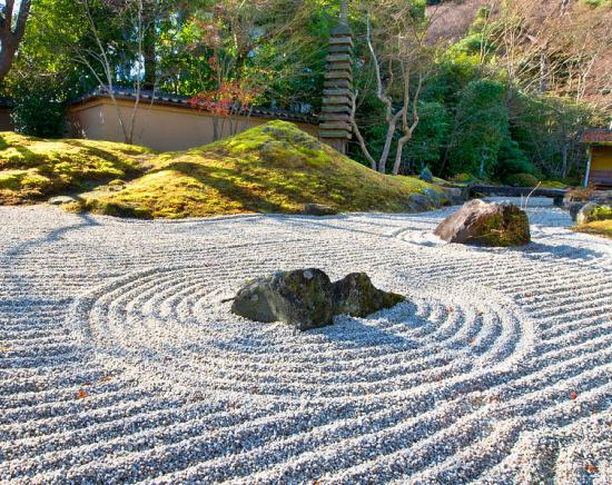 Superbe Guidebook On How To Create A Zen Garden Consider The Size Of The Garden