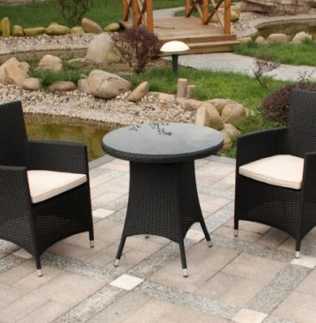 top 6 benefits of using cane garden furniture