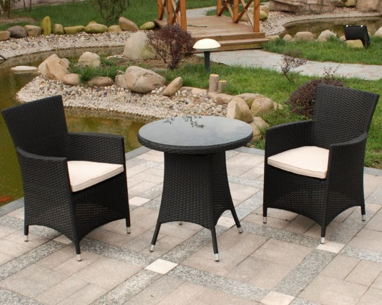 benefits of using cane garden furniture