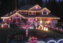 christmas garden decoration ideas