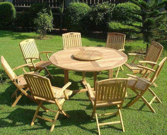 pros of teak outdoor furniture
