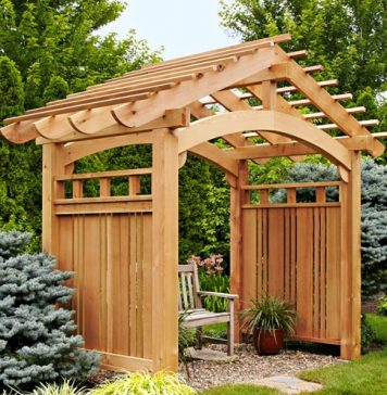 trellis design ideas