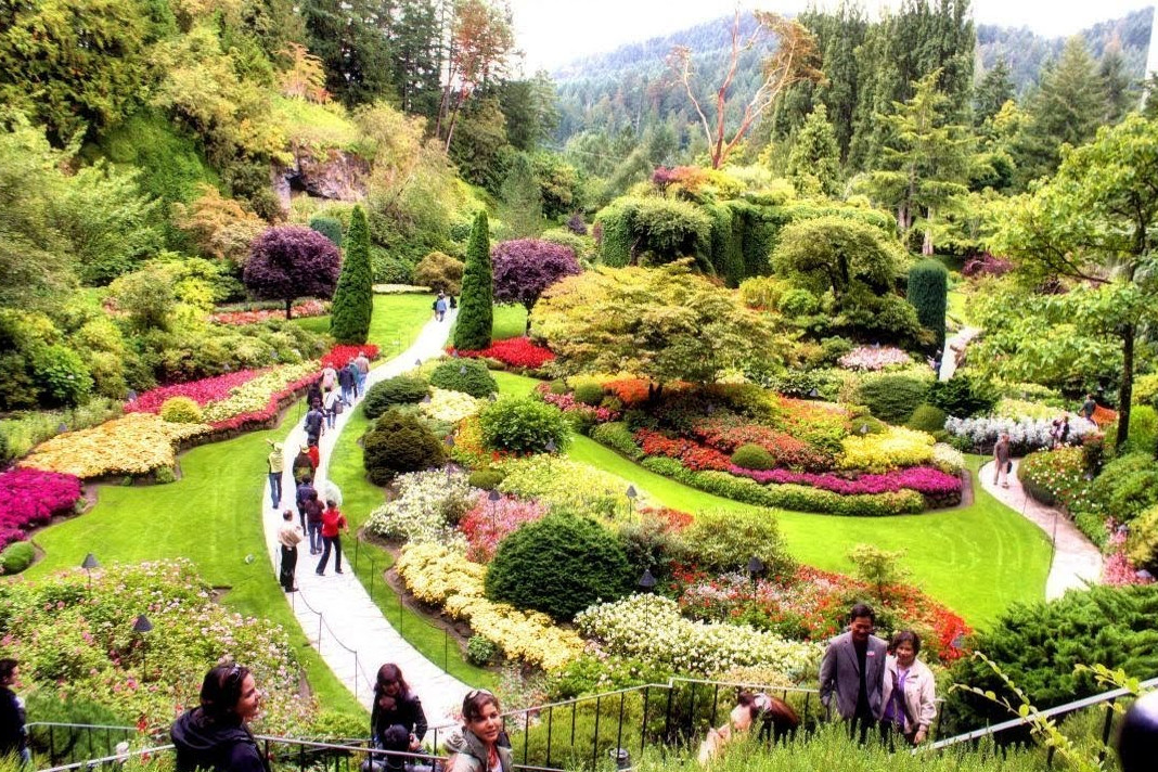 Five weirdest gardens in the world that will blow your mind