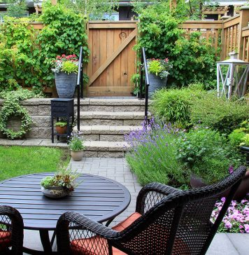 DIY Ideas For A Cute Little Garden