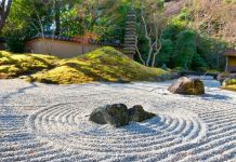 guidebook on how to create a zen garden