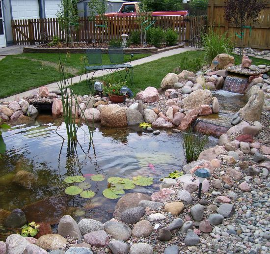 Pros of Using Water Features in Garden Landscape