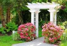 Ways to Make an Attractive Garden Entrance